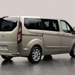 Ford Tourneo Custom Concept rear three quarters