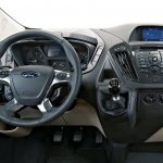 Ford Tourneo Custom Concept dashboard