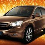 Honda CR-V special edition Italy