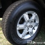 Mahindra Xylo E9 alloy wheels