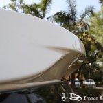 Mahindra Xylo E9 rear spoiler