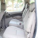 Mahindra Xylo E9 second row seats