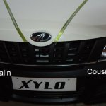 Mahindra Xylo Facelift grille