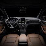 Mercedes Benz B-Class interior