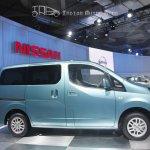 Nissan Evalia at Auto Expo 2012