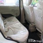 Premier Rio+  rear seats