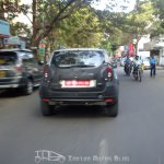 Renault Duster testing in India