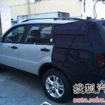 Ssangyong Rexton facelift
