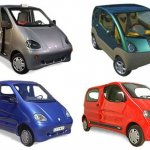 Tata Mini Cat Air Car variants
