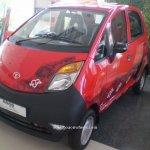 Tata Nano Valentines Edition