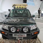 Tata Safari Storme Expedition front view