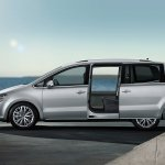 Volkswagen Sharan side