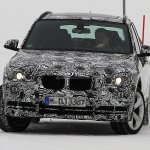 BMW X1 facelift front