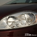 2012 Fiat Linea  headlamps