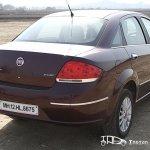 2012 Fiat Linea  rear