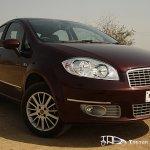 2012 Fiat Linea  front