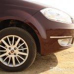 2012 Fiat Linea nose