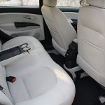 2012 Fiat Linea rear seats