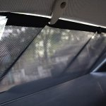 2012 Fiat Linea rear sun blind