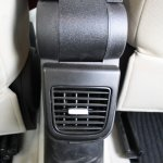 2012 Fiat Linea rear AC vents