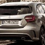 2013 Mercedes A-Class leaked