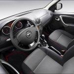 Dacia Duster Delsey interiors