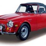 Datsun cars