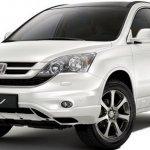 Honda CR-V special edition Serbia