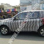 Mahindra XUV500 LHD