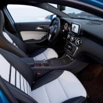 Mercedes Benz A-Class interiors leaked