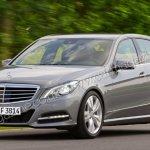 Mercedes Benz E-Class facelift