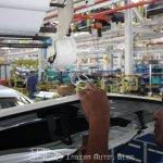 Mercedes Benz India factory