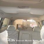 Mitsubishi Pajero Sport  rear seats