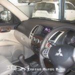 Mitsubishi Pajero Sport  interiors