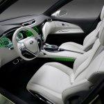 Nissan Hi-Cross Concept Geneva Motor Show dashboard