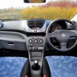 Suzuki Alto Play interiors