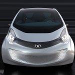 Tata Megapixel Concept front fascia