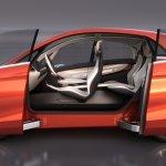 Tata Megapixel Concept twin sliding doors