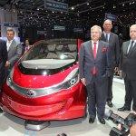 Tata Megapixel unveiling at Geneva Motorshow 2012