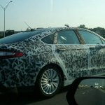 2013 Ford Mondeo caught testing in the US