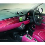 2013 Mitsouka Viewt - its dashboard