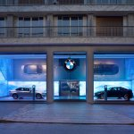 BMW Brand Store Paris frontal
