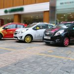 Chevrolet Spark in Busan 2012