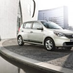 Dacia Towny front view