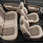 Fiat Linea facelift cabin
