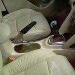 Fiat Viaggio front seats