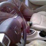 Fiat Viaggio central console