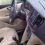Fiat Viaggio dashboard