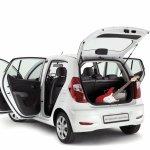 Hyundai i10 Sound Edition doors ajar