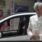 Jay Leno Tata Nano review